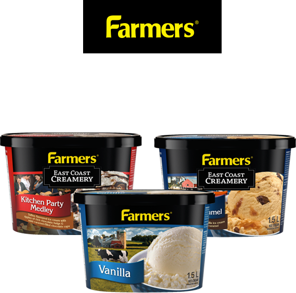 Farmers Ice Creams