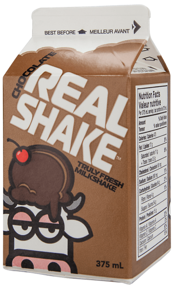 Farmers Chocolate Real Shake