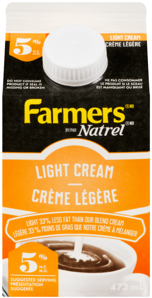 Farmers 5% Light Cream