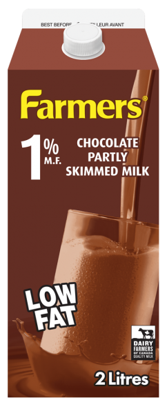 Farmers 1% Chocolate Milk