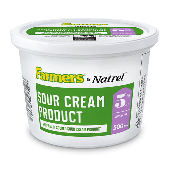 Farmers-SourCream-500mL-5%