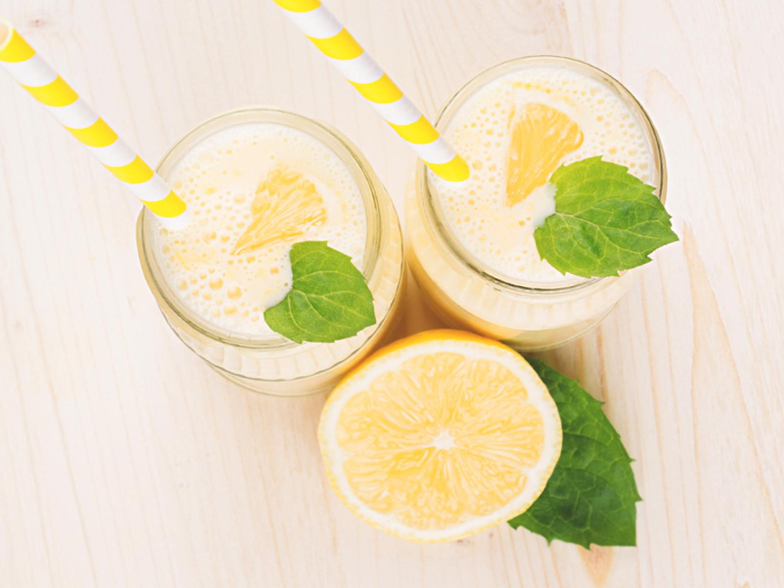 Frozen Lemonade Recipe