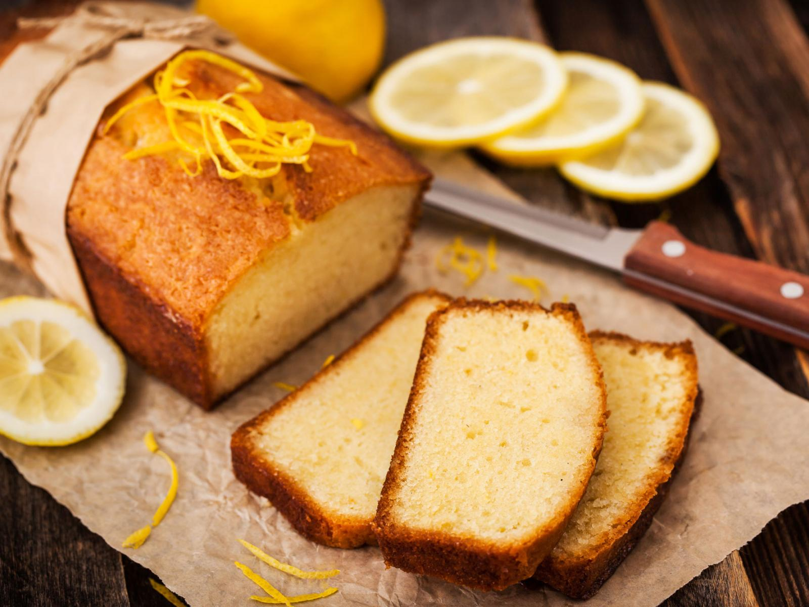 Jacqueline's Lemon Loaf Recipe