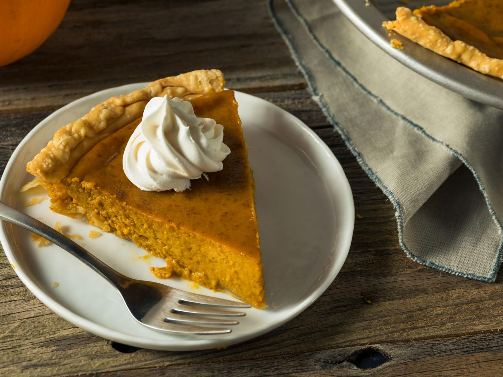 Jennifer's Creamy Pumpkin Pie Recipe